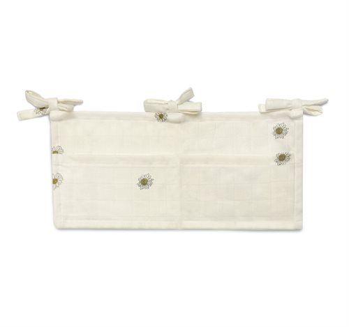 Muslin Bed Pucket, Daisy