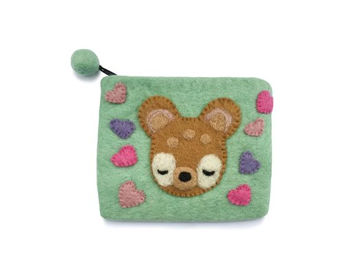 Purse, Bambi, Mint